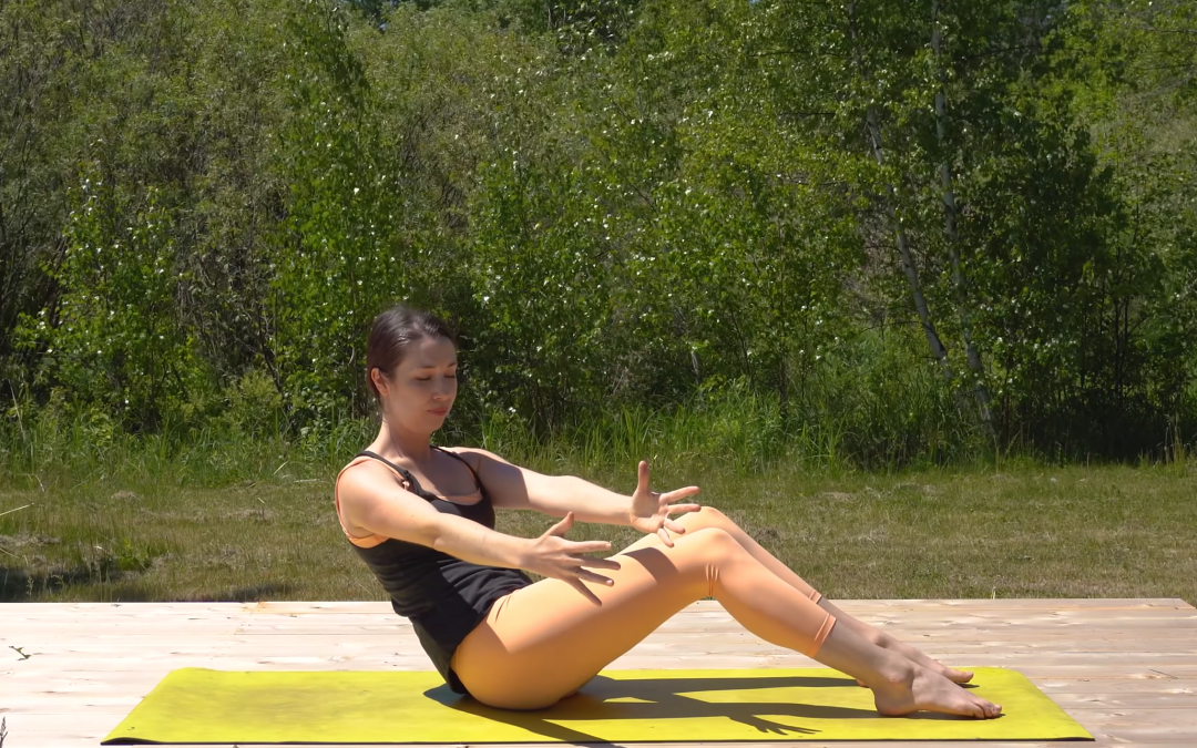 How to Stoke Your Inner Fire in 7 Poses