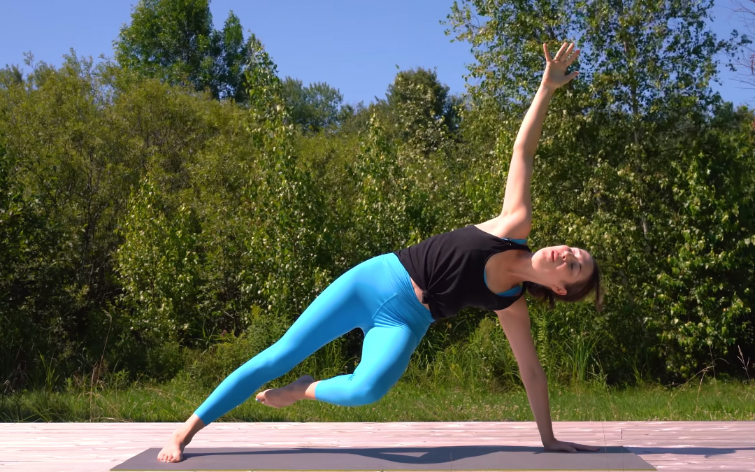 Head to Toe Stretch and Strength