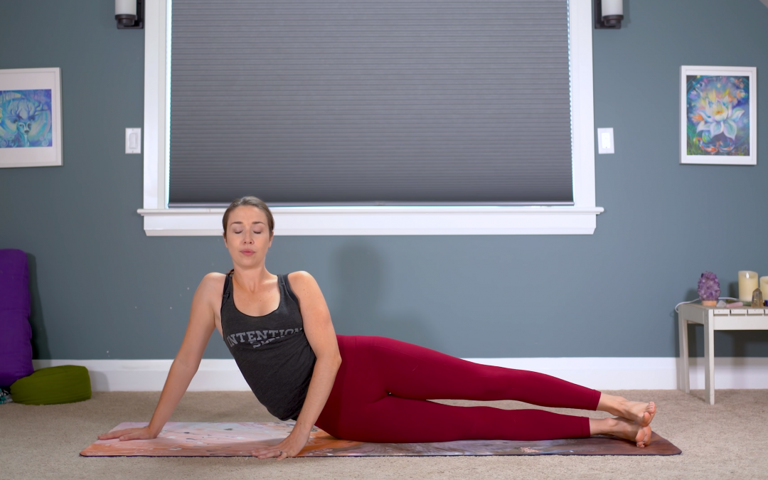 Sitting All Day? Try This!
